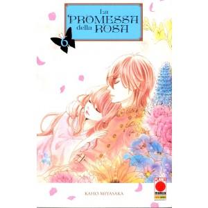 Promessa Della Rosa - N° 6 - La Promessa Della Rosa 6 - Manga Love Panini Comics