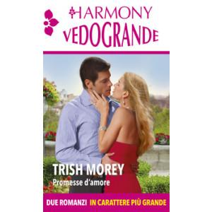 Harmony Harmony Vedogrande - Promesse d'amore Di Trish Morey