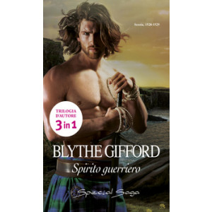 Harmony Harmony Special Saga - Spirito guerriero Di Blythe Gifford