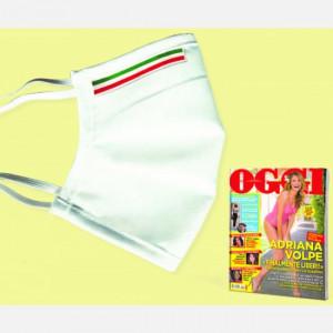 OGGI Uscita Nº 23 del 04/06/2020 Periodicità: Settimanale Editore: RCS MediaGroup