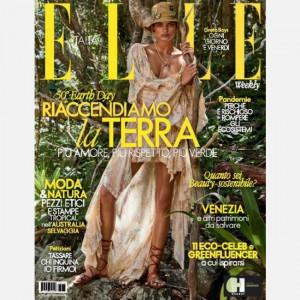 ELLE Italia - Settimanale Uscita Nº 16 del 22/04/2020 Periodicità: Settimanale Editore: Hearst Magazines Italia