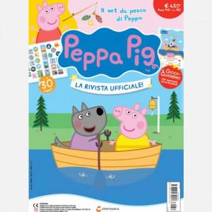 Peppa Pig - La Rivista Ufficiale!  Uscita Nº 152 del 05/05/2020 Periodicità: Mensile Editore: Centauria