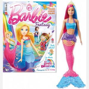 La mia Prima Barbie  Uscita Nº 266 del 15/06/2020 Periodicità: Mensile Editore: MATTEL