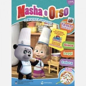 Masha e Orso - La rivista ufficiale  Uscita Nº 36 del 27/03/2020 Periodicità: Mensile Editore: Centauria