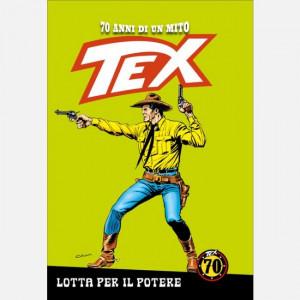 TEX - 70 anni di un mito  Uscita Nº 120 del 10/04/2020 Periodicità: Settimanale Editore: RCS MediaGroup