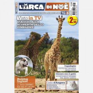 L'Arca di Noè - Magazine  Uscita Nº 4 del 28/03/2020 Periodicità: Mensile Editore: Pieroni Distribuzione