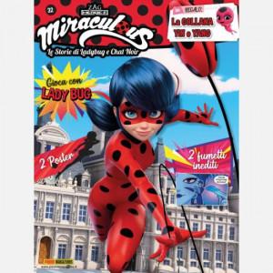 Miraculous - Le Storie di Ladybug e Chat Noir  Uscita Nº 32 del 15/05/2020 Periodicità: Mensile Editore: Panini S.p.A.