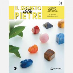 Il segreto delle pietre  Uscita Nº 81 del 14/03/2020 Periodicità: Settimanale Editore: Centauria