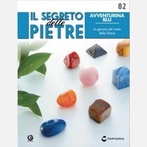 Il segreto delle pietre  Uscita Nº 82 del 21/03/2020 Periodicità: Settimanale Editore: Centauria