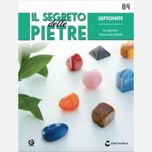 Il segreto delle pietre  Uscita Nº 84 del 11/04/2020 Periodicità: Settimanale Editore: Centauria