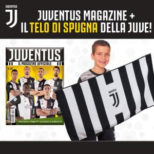 Juventus - Il Magazine Ufficiale  Uscita Nº 18 del 11/05/2020 Periodicità: Mensile Editore: Tridimensional S.r.l.