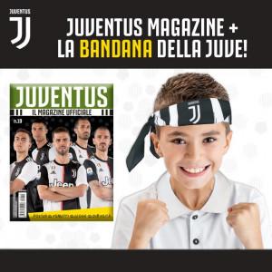 Juventus - Il Magazine Ufficiale  Uscita Nº 19 del 08/06/2020 Periodicità: Mensile Editore: Tridimensional S.r.l.