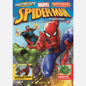 Spider-Man - Magazine  Uscita Nº 85 del 30/04/2020 Periodicità: Mensile Editore: Panini S.p.A.
