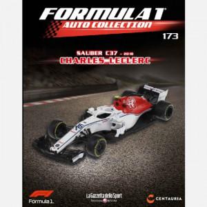 Formula 1 Auto Collection  Uscita Nº 173 del 23/04/2020 Periodicità: Quindicinale Editore: Centauria