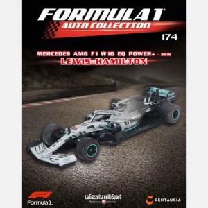Formula 1 Auto Collection  Uscita Nº 174 del 30/04/2020 Periodicità: Quindicinale Editore: Centauria