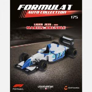 Formula 1 Auto Collection  Uscita Nº 175 del 07/05/2020 Periodicità: Quindicinale Editore: Centauria