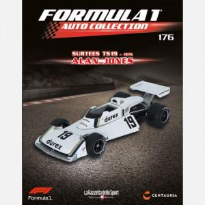 Formula 1 Auto Collection  Uscita Nº 176 del 14/05/2020 Periodicità: Quindicinale Editore: Centauria