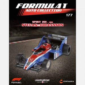 Formula 1 Auto Collection  Uscita Nº 177 del 21/05/2020 Periodicità: Quindicinale Editore: Centauria