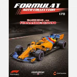Formula 1 Auto Collection  Uscita Nº 178 del 28/05/2020 Periodicità: Quindicinale Editore: Centauria