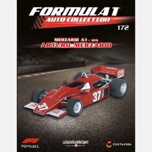 Formula 1 Auto Collection  Uscita Nº 172 del 09/04/2020 Periodicità: Quindicinale Editore: Centauria