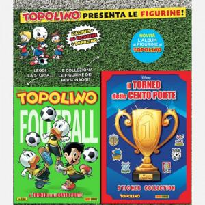 Disney Il Torneo delle Cento Porte  Uscita Nº 3368 del 10/06/2020 Periodicità: Aperiodico Editore: PANINI S.p.A.WALT DISNEY