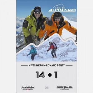 Il Grande Alpinismo (DVD) - Storie di sfide verticali  Uscita Nº 8 del 31/03/2020 Periodicità: Settimanale Editore: RCS MediaGroup