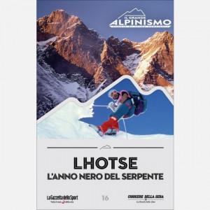 Il Grande Alpinismo (DVD) - Storie di sfide verticali  Uscita Nº 16 del 26/05/2020 Periodicità: Settimanale Editore: RCS MediaGroup