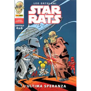 Star Rats (M6) - N° 4 - Star Rats - Il Mondo Di Rat-Man Panini Comics