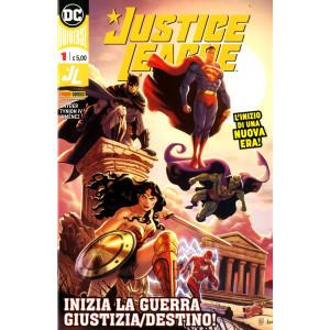 Justice League - N° 1 - Justice League - Panini Comics