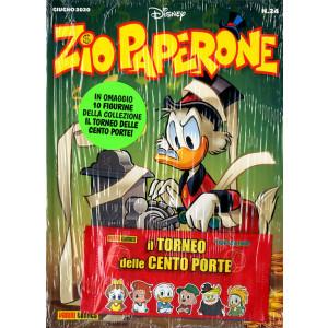 Zio Paperone - N° 24 - Zio Paperone - Panini Comics
