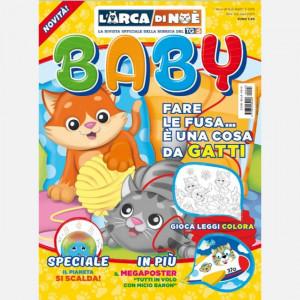 L'arca di Noè - Baby  Uscita Nº 3 del 12/11/2019 Periodicità: Bimestrale Editore: Pieroni Distribuzione