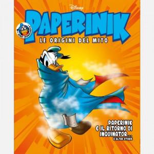 Disney PAPERINIK - Le origini del mito Uscita Nº 20 del 09/01/2020 Periodicità: Settimanale Editore: RCS MediaGroup