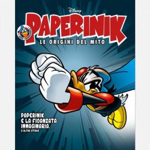Disney PAPERINIK - Le origini del mito Uscita Nº 33 del 09/04/2020 Periodicità: Settimanale Editore: RCS MediaGroup