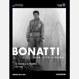 Walter Bonatti - Una vita libera  Uscita Nº 2 del 20/09/2019 Periodicità: Settimanale Editore: RCS MediaGroup