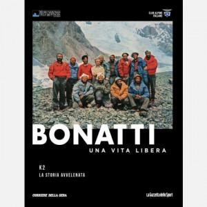 Walter Bonatti - Una vita libera  Uscita Nº 3 del 27/09/2019 Periodicità: Settimanale Editore: RCS MediaGroup