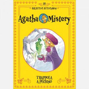 Agatha Mistery  Uscita Nº 15 del 03/04/2020 Periodicità: Settimanale Editore: RCS MediaGroup