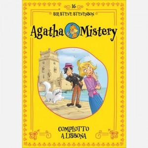 Agatha Mistery  Uscita Nº 16 del 10/04/2020 Periodicità: Settimanale Editore: RCS MediaGroup