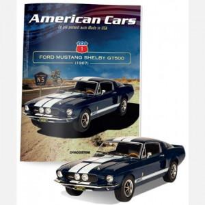 American Cars Collection Uscita Nº 1 del 02/01/2020Periodicità: QuindicinaleEditore: DeAgostini Publishing