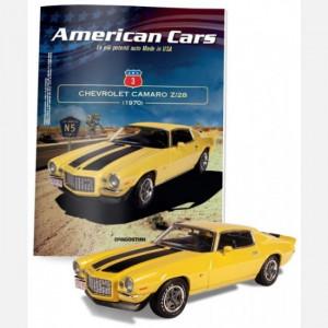 American Cars Collection  Uscita Nº 2 del 16/01/2020 Periodicità: Quindicinale Editore: DeAgostini Publishing