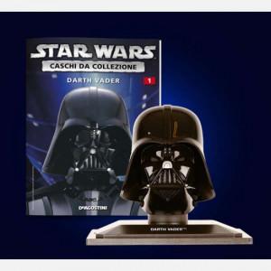 Star Wars - Caschi da collezione  Uscita Nº 1 del 02/01/2020 Periodicità: Quindicinale Editore: DeAgostini Publishing