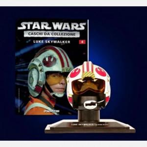 Star Wars - Caschi da collezione  Uscita Nº 4 del 13/02/2020 Periodicità: Quindicinale Editore: DeAgostini Publishing