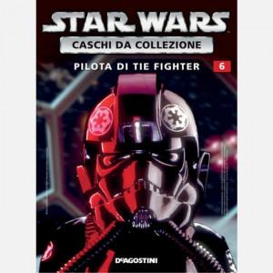 Star Wars - Caschi da collezione  Uscita Nº 6 del 12/03/2020 Periodicità: Quindicinale Editore: DeAgostini Publishing