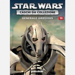 Star Wars - Caschi da collezione  Uscita Nº 10 del 21/05/2020 Periodicità: Quindicinale Editore: DeAgostini Publishing