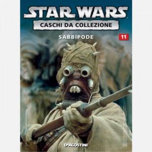 Star Wars - Caschi da collezione  Uscita Nº 11 del 04/06/2020 Periodicità: Quindicinale Editore: DeAgostini Publishing