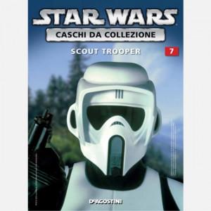 Star Wars - Caschi da collezione  Uscita Nº 7 del 26/03/2020 Periodicità: Quindicinale Editore: DeAgostini Publishing