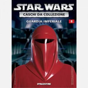 Star Wars - Caschi da collezione  Uscita Nº 8 del 09/04/2020 Periodicità: Quindicinale Editore: DeAgostini Publishing