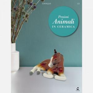 Preziosi Animali in Ceramica  Uscita Nº 12 del 09/04/2020 Periodicità: Settimanale Editore: Centauria