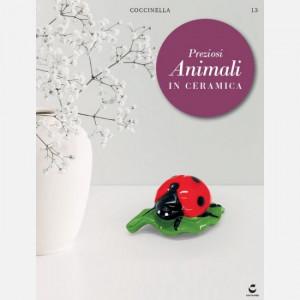 Preziosi Animali in Ceramica  Uscita Nº 13 del 16/04/2020 Periodicità: Settimanale Editore: Centauria