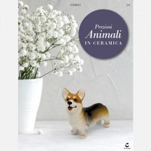 Preziosi Animali in Ceramica  Uscita Nº 14 del 30/04/2020 Periodicità: Settimanale Editore: Centauria