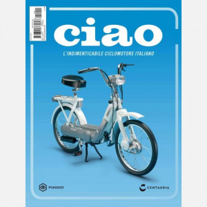 Costruisci il CIAO  Uscita Nº 18 del 21/05/2020 Periodicità: Settimanale Editore: Centauria